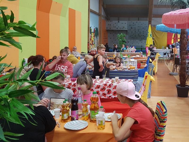 Kindergeburtstag in der Spieloase - Spieloase Jola - Indoor ...